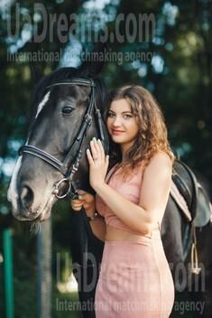 Ksyusha from Lutsk 29 years - nice smile. My small public photo.