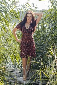 Ivanka from Lviv 33 years - eyes lakes. My small public photo.