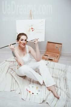 Ivanka from Lviv 34 years - creative image. My small public photo.