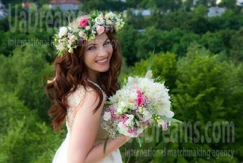 Ivanka from Lviv 34 years - natural beauty. My small public photo.