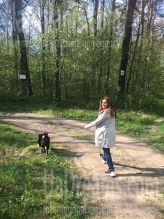 Ivanka from Lviv 34 years - soft light. My small public photo.