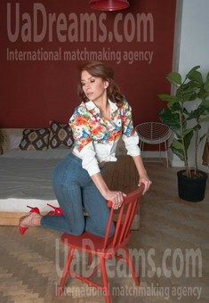 Iren from Lviv 44 years - independent woman. My small public photo.