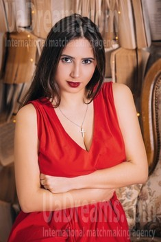 Vlada from Lutsk 19 years - Warm-hearted girl. My small public photo.