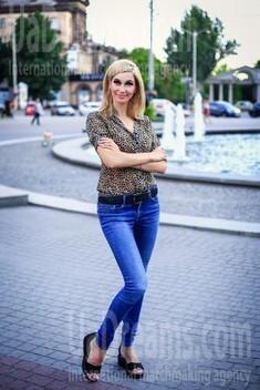 Julichka from Zaporozhye 41 years - future bride. My small public photo.