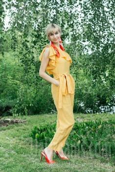 Julichka from Zaporozhye 42 years - good mood. My small public photo.