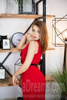 Svetlana from Dnipro 28 years - ukrainian bride. My small public photo.
