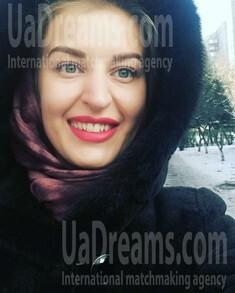 Svetlana from Dnipro 29 years - Warm-hearted girl. My small public photo.