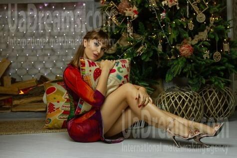 Svetlana from Dnipro 29 years - nice fiancee. My small public photo.