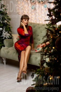 Svetlana from Dnipro 29 years - future bride. My small public photo.
