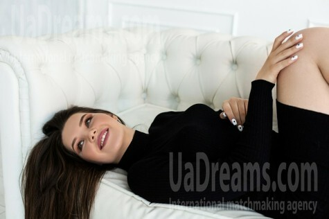Natali from Ivano-Frankovsk 21 years - ukrainian bride. My small public photo.