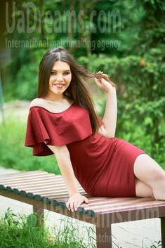 Natali from Ivanofrankovsk 20 years - kind russian girl. My small public photo.