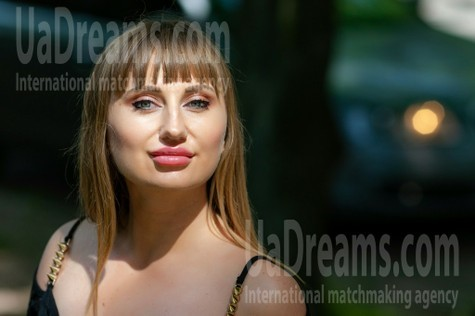 Hanna from Kremenchug 32 years - ukrainian girl. My small public photo.