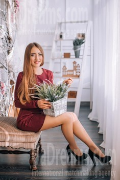 Kate from Lutsk 19 years - future wife. My small public photo.
