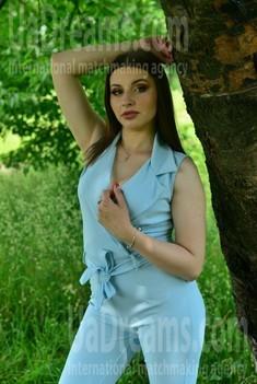 Iryna from Ivanofrankovsk 21 years - bright smile. My small public photo.