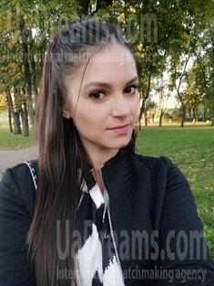 Nadiia from Ivanofrankovsk 30 years - natural beauty. My small public photo.