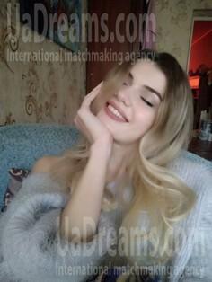 Evgeniya Dnipro 25 y.o. - intelligent lady - small public photo.