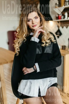Evgeniya from Dnipro 24 years - natural beauty. My small public photo.