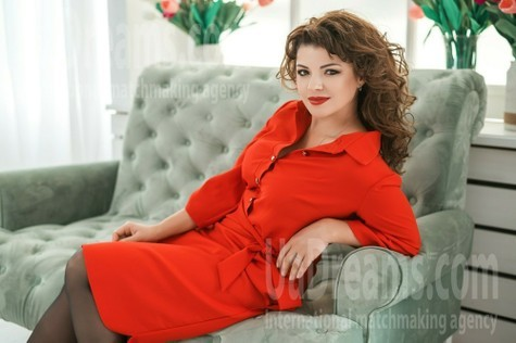 Lena from Dnipro 35 years - girl for dating. My small public photo.
