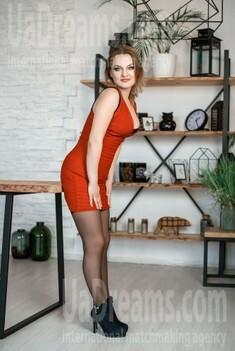 Yana from Dnipro 28 years - introduce myself. My small public photo.