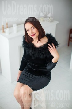 Kate from Sumy 41 years - single russian woman. My small public photo.