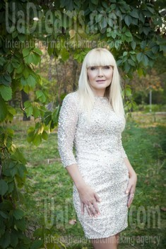 Elena from Odessa 59 years - look for fiance. My small public photo.