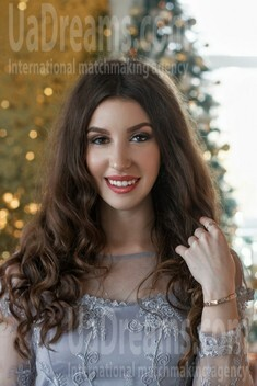 Nataliya from Dnipro 22 years - future bride. My small public photo.