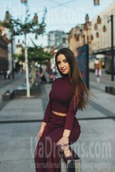 Nataliya from Dnipro 22 years - seeking soulmate. My small public photo.