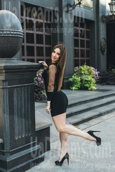 Nataliya from Dnipro 22 years - amazing appearance. My small public photo.