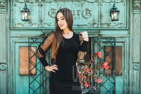 Nataliya from Dnipro 22 years - sunny smile. My small public photo.