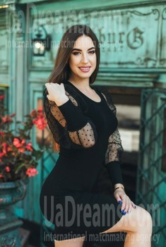 Nataliya from Dnipro 22 years - independent woman. My small public photo.