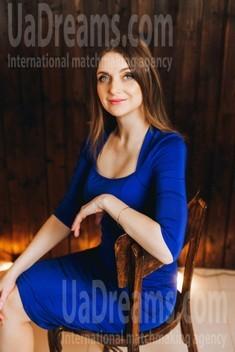 Valiusha from Poltava 34 years - Kind-hearted woman. My small public photo.