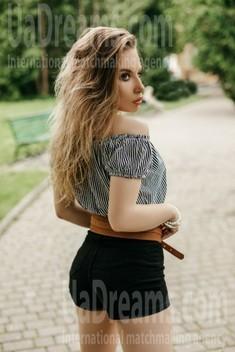 Yuliia from Ivanofrankovsk 20 years - sunny day. My small public photo.