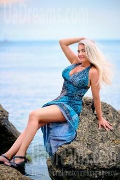 Iren from Odessa 39 years - amazing girl. My small public photo.