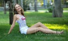 Nadya from Kiev 32 years - sunny day. My small public photo.