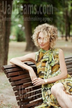 Iren from Dnipro 43 years - future bride. My small public photo.