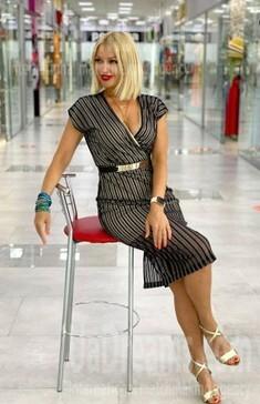 Nataliya from Cherkasy 45 years - single lady. My small public photo.