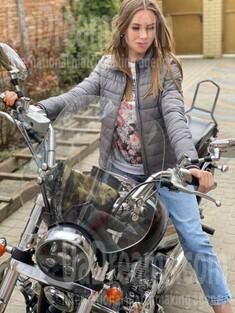 Nadezhda from Kharkov 32 years - romantic girl. My small public photo.