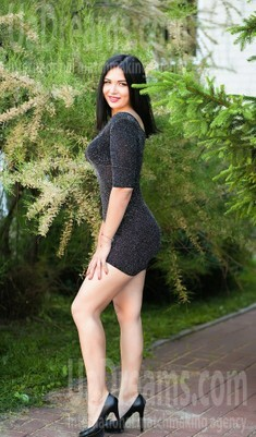 Yana from Sumy 25 years - nice smile. My small public photo.