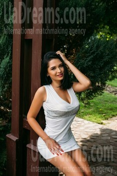 Yana from Sumy 26 years - amazing appearance. My small public photo.