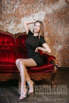 Anastasia from Lutsk 18 years - amazing appearance. My small public photo.