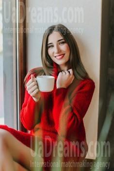 Anastasia from Lutsk 18 years - nice smile. My small public photo.