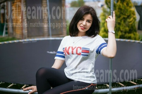 Masha from Dnipro 24 years - look for fiance. My small public photo.
