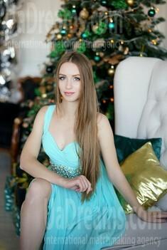 Valeriia 19 years - soft light. My small public photo.