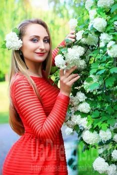 Antonina from Zaporozhye 35 years - Warm-hearted girl. My small public photo.