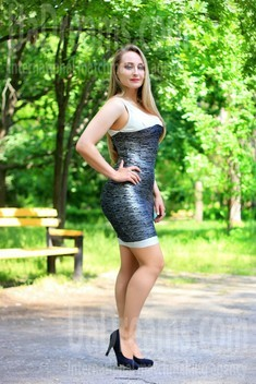 Antonina from Zaporozhye 35 years - sunny smile. My small public photo.