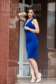 Elina from Kremenchug 33 years - ukrainian girl. My small public photo.