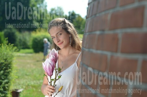 Anastasia from Kremenchug 18 years - look for a man. My small public photo.