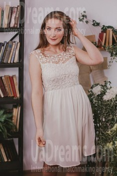 Anastasia from Kremenchug 18 years - single lady. My small public photo.