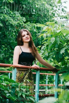 Nastia from Cherkasy 18 years - attractive lady. My small public photo.