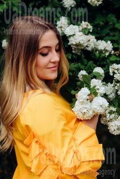 Kristina from Poltava 22 years - bright smile. My small public photo.